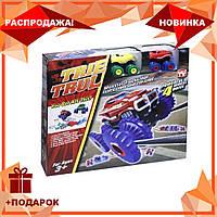 Trix Trux - трасса Монстр траки (2 машинки в комплекте), фото 1