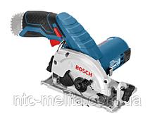 Аккумуляторная дисковая пила Bosch GKS 12V-26