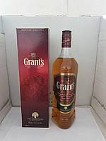 Grant's Family Reserva  1 L Виски грантс в коробке 40%