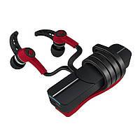 Спортивные беспроводные наушники ZAGG IFROGZ Summit Wireless Red