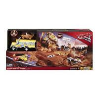 Набор игрушек Cars Бешеная восьмерка Огненная ловушка