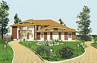 Проектирования дизайнером помещения дома