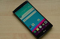Смартфон LG G4 US991 Black Leather 32Gb Оригинал!, фото 1