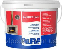 Aura Luxpro Extramatt Белая, 2,5 л Краска совершенно матовая для стен арт.4820166522323