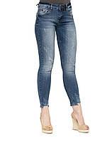 Джинсы женские Crown Jeans модель 1345 (18229 13697)