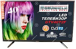 Телевизор Grunhelm GTV40T2F 40 дюймов Full HD 1920х1080