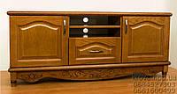 """Тумба под телевизор """"Барон 1"""" тумбочка тв в гостиную длинные современные мебель напольная"""