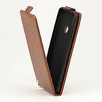 Чехол Idewei для Honor 10 Lite / HRY-LX1 флип вертикальный PU коричневый