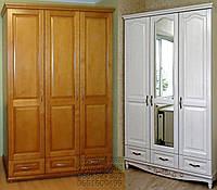 """Шафа шафа для одягу кутовий """"Тріо"""", фото 1"""