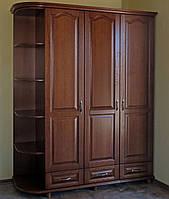 """Шкаф шифоньер для одежды угловой """"Трио 5"""", фото 1"""