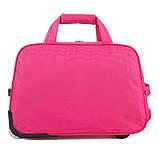 (37*57*31)Дорожня сумка на колесах Відмінна якість тільки оптом, фото 5