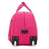 (37*57*31)Дорожня сумка на колесах Відмінна якість тільки оптом, фото 3