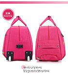 (37*57*31)Дорожня сумка на колесах Відмінна якість тільки оптом, фото 9