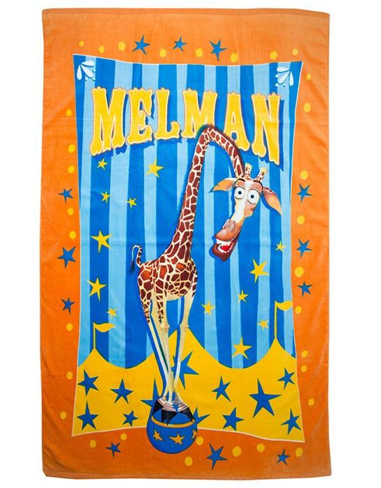 Махровое полотенце Мелман