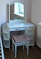 """Трюмо - туалетный столик с зеркалом, трельяж """"Барон 4"""""""