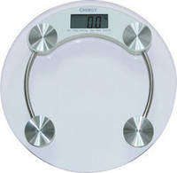 Электронные напольные весы круглые 150 кг, фото 1