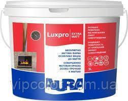 Aura Luxpro Extramatt Белая, 10л совершенно матовая краска для внутренних работ арт.4820166522347