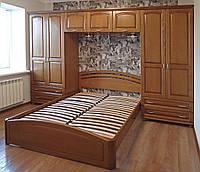 """Спальный гарнитур """"Натали"""" мебель для спальни. Белая, красивая, деревянная спальня"""