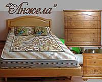 """Спальный гарнитур """"Анжела 2"""" мебель для спальни. Белая, красивая, деревянная спальня"""