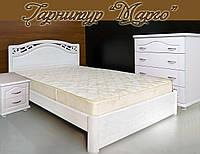 """Спальный гарнитур """"Марго 4"""" мебель для спальни. Белая, красивая, деревянная спальня"""