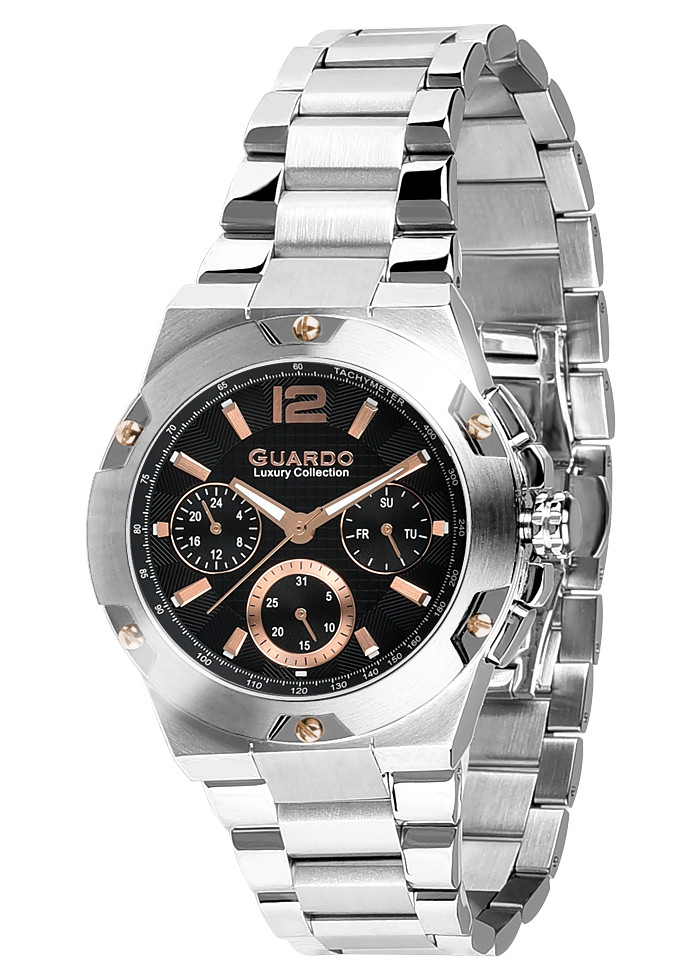 Мужские наручные часы Guardo S01527(m) SrB