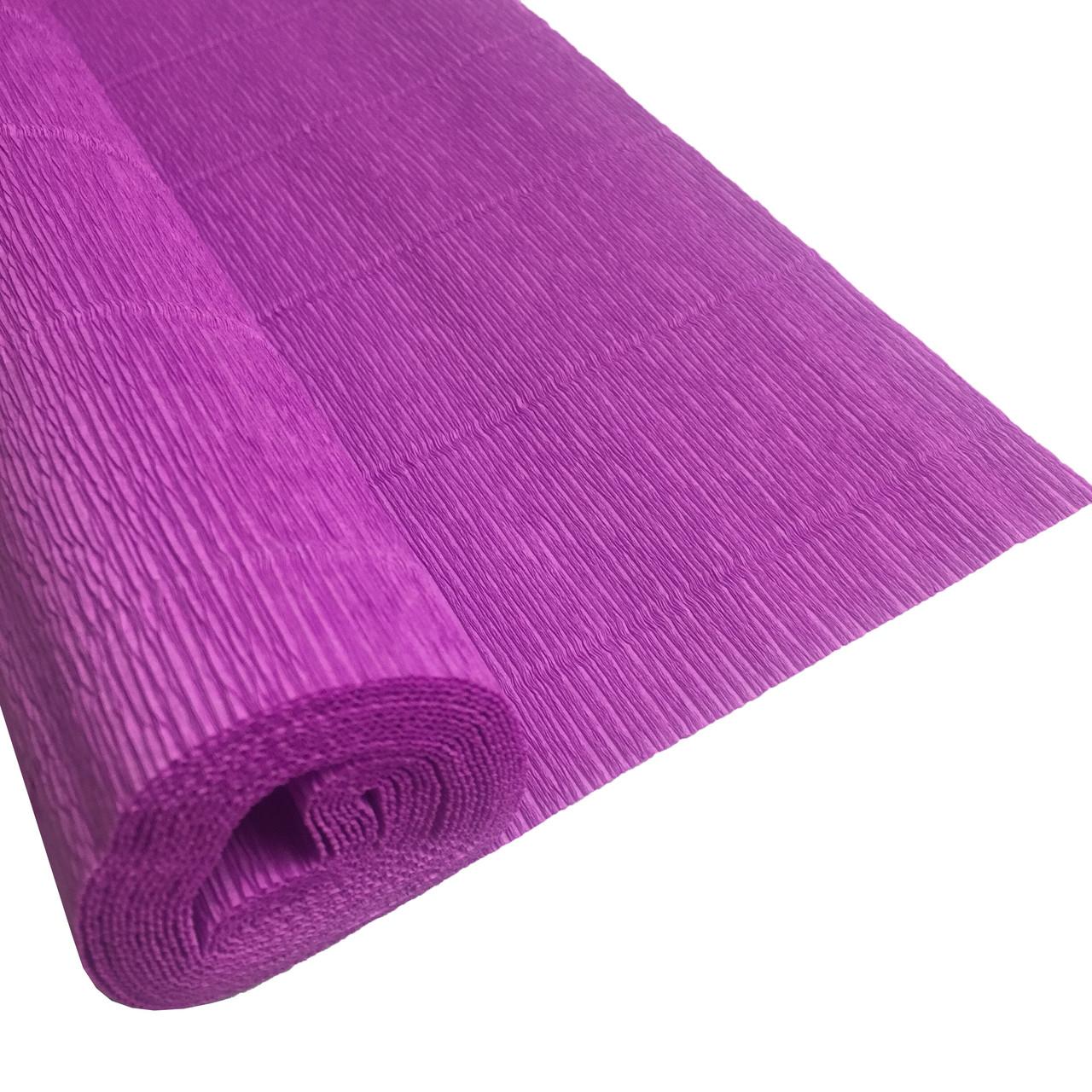 Креп-бумага гофрированная 50х250 см, №590 Италия
