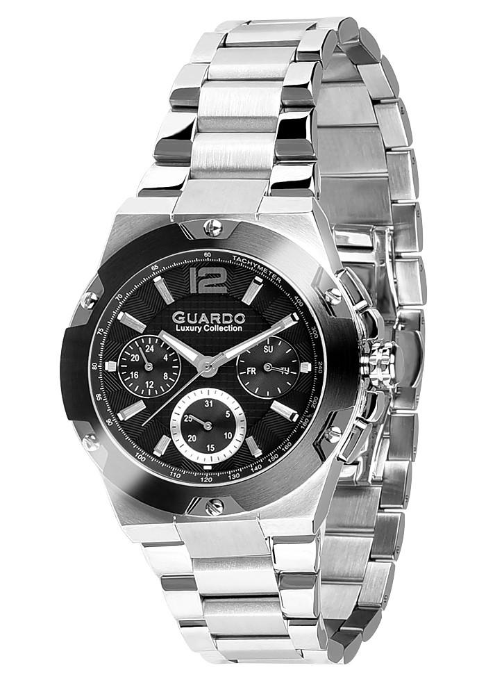 Мужские наручные часы Guardo S01527(m) S2B