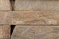Днепровский песчаник лапша  песочно-коричневый