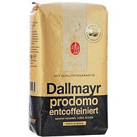Кофе в зернах Dallmayr Prodomo Entcoffeiniert 500гр. (Германия)