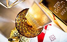 Карты игральные   Gold Madison Revolvers , фото 3