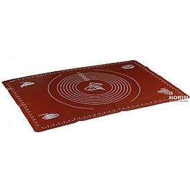 Силиконовый коврик с разметкой для коржей A-PLUS 58х40 см (WY-4565)