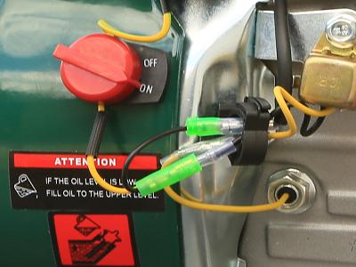 Датчик уровня масла бензинового двигателя Iron Angel Favorite 212-T/20