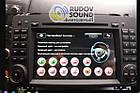 Android магнитола Mercedes Viano 2006-2013, фото 6
