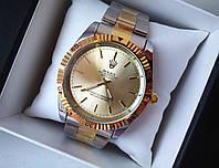 Наручные часы Rolex мужские комбинированные