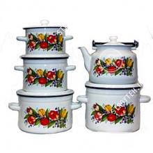 Набор посуды Epos 102 Весенний букет