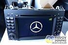 Android магнитола Mercedes W639/W906, фото 5