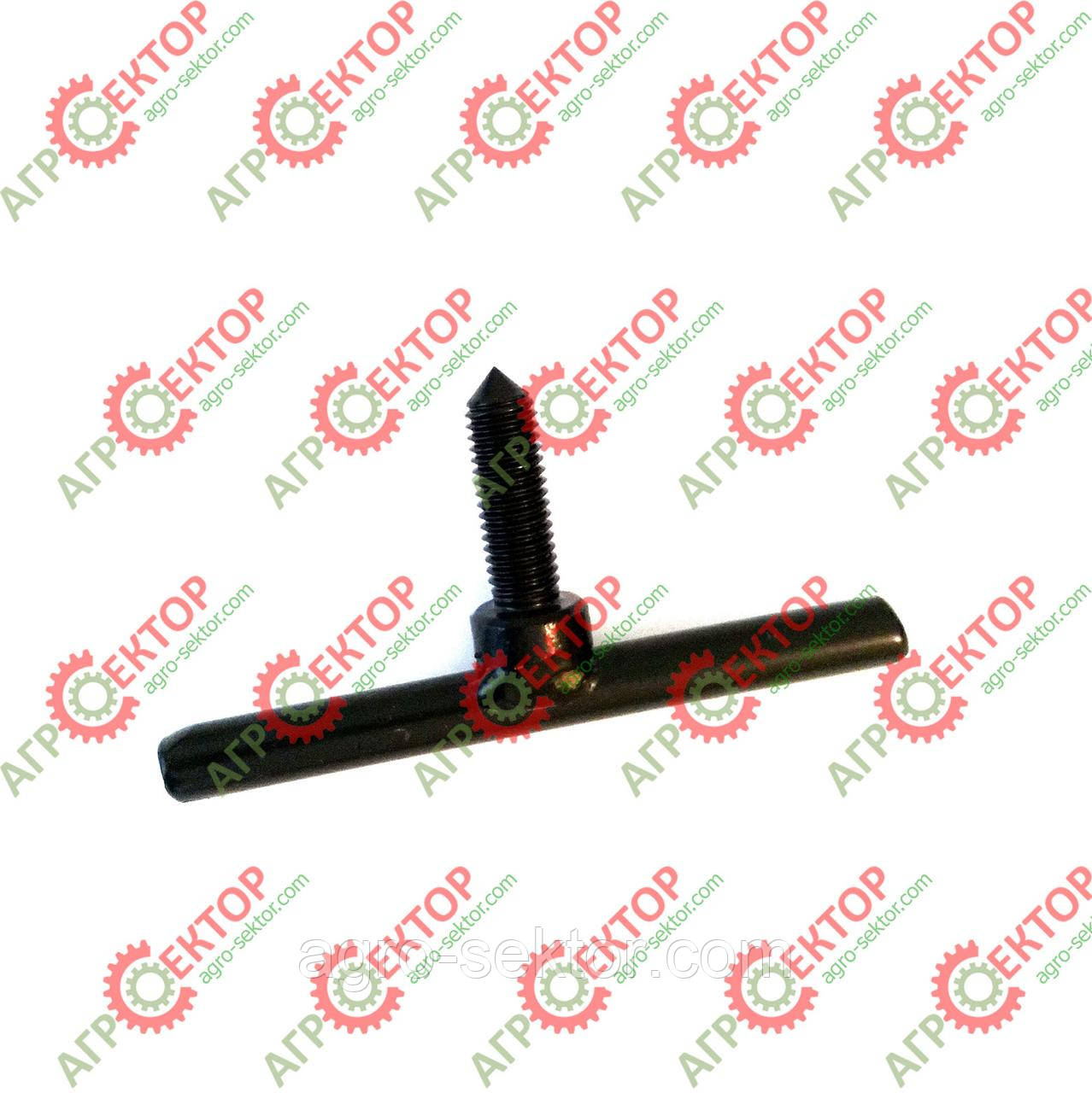 Т-образный болт механизма регулировки длины тюка на пресс-подборщик Sipma Z-224 2023-080-590.00