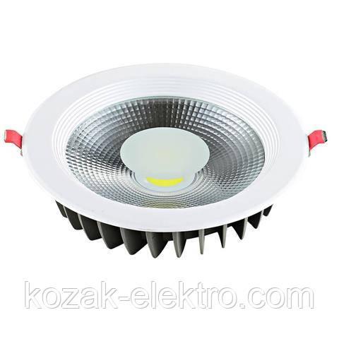 Светодиодный светильник Vanessa-30 (30 Вт встраиваемый )