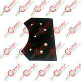 Тормозна колодка внутрішня дискового тормоза в'язального апарата на пресспідбирач Sipma Z-224 2012-070-550.00, фото 3