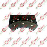 Тормозна колодка внутрішня дискового тормоза в'язального апарата на пресспідбирач Sipma Z-224 2012-070-550.00, фото 4
