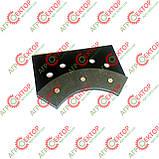 Тормозна колодка внутрішня дискового тормоза в'язального апарата на пресспідбирач Sipma Z-224 2012-070-550.00, фото 5