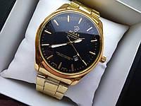 Наручные часы Rolex мужские gold black
