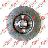 Тормозной диск вала стола в'язального на прес-підбирач Sipma Z-224 2023-070-540.01, фото 2