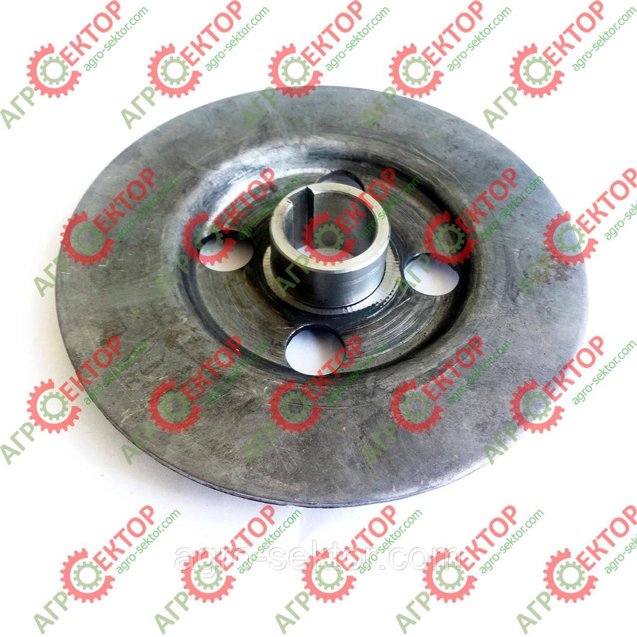 Тормозной диск вала стола в'язального на прес-підбирач Sipma Z-224 2023-070-540.01