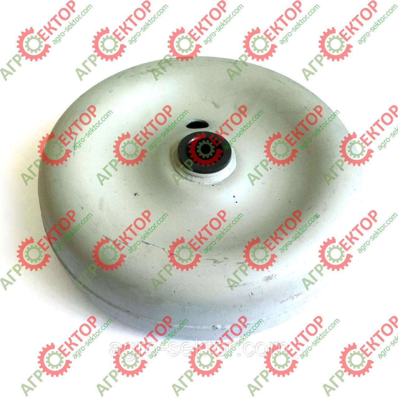 Колесо опорне підбирача на прес-підбирач Sipma Z-224 1322-160-730.10t