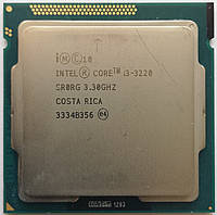 Процессор Intel Core i3-3220 SRORG 3.3GHz 3M Cache Socket 1155 Б/У, фото 1