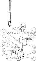 Правый стреловой цилиндр F140310000000