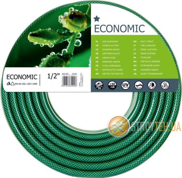 Cellfast ECONOMIC Шланг поливочный 1/2 (30 м)