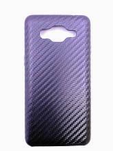 Чохол карбон Fashion Samsung G530 black