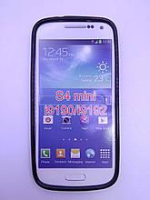 Original Silicon Case Samsung I9190 / I9192 black